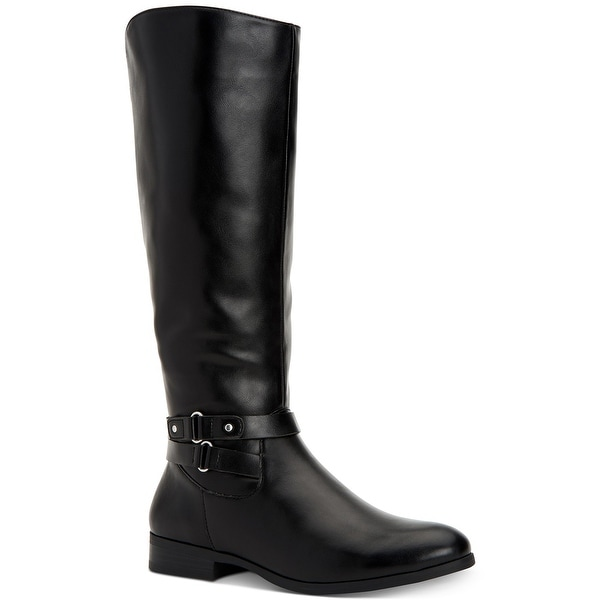 Style & Co. Womens Kindell Closed Toe Mid-Calf Fashion Boots. Opens flyout.