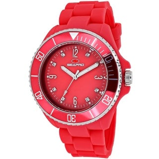 Seapro Women's Sea Bubble SP7416 Pink Dial watch