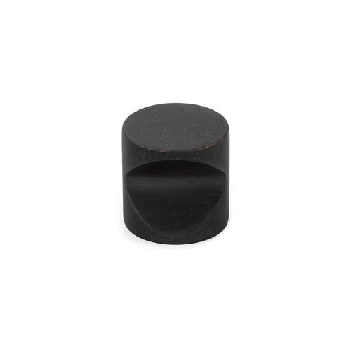 Alno A823-34 Contemporary I 3/4 Inch Diameter Cylindrical Cabinet Knob