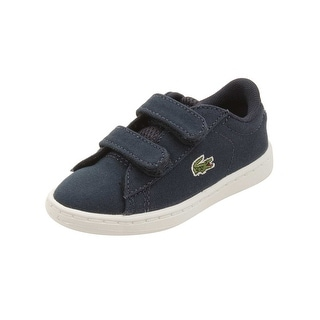 Lacoste Infant Carnaby EVO 216 Sneakers in Navy