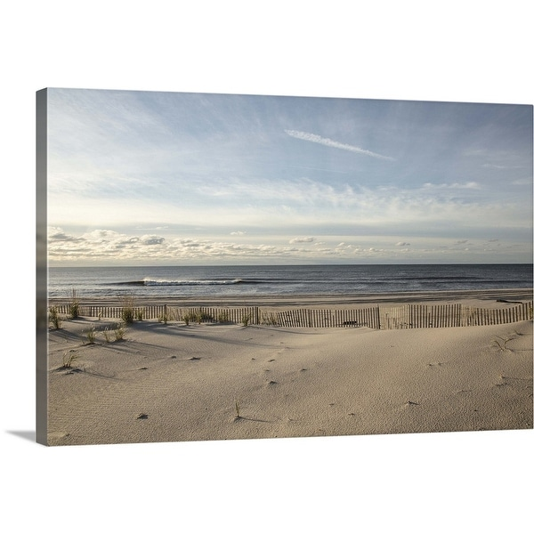"""West Hampton II"" Canvas Wall Art"