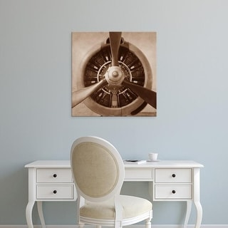 Easy Art Prints PhotoINC Studio's 'Aviation 2' Premium Canvas Art
