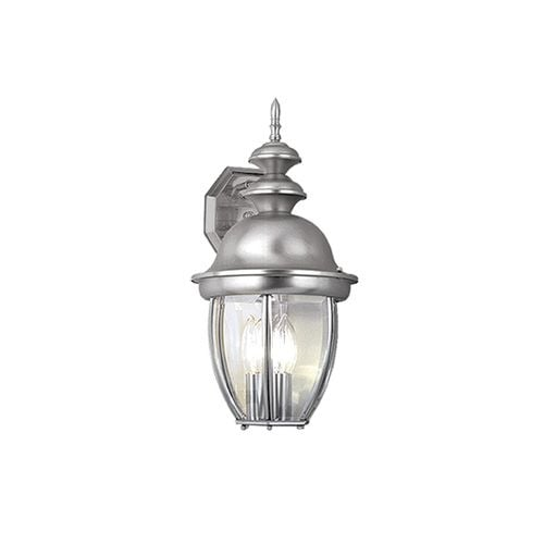 Vaxcel Lighting OW1513 Capitol 3 Light Outdoor Wall Sconce - 9 Inches Wide