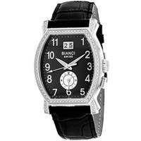 Roberto Bianci 0.57ct Diamonds Women's Medellin RB18601 Black Dial watch
