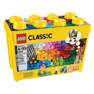 LEGO Classic 709-Piece Large Creative Brick Box - Multi