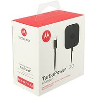 Motorola TurboPower 30 Universal USB-C Fast Charger for Moto Z Force