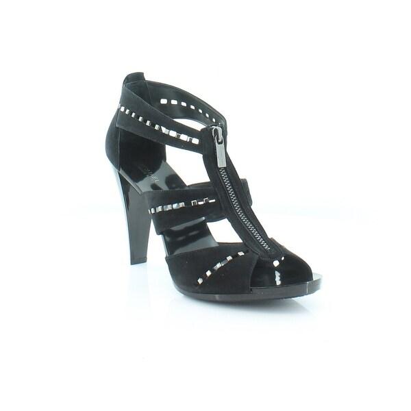 Michael Kors Berkley Punch Women's Heels Black
