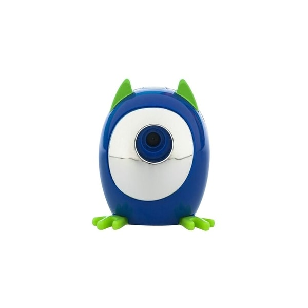 WowWee 1405 WowWee Snap Pets Cat, Blue/Green - Snap Pet Cat- Snap pictures- Hands-free - APP for Direct Share - Take Pictures On
