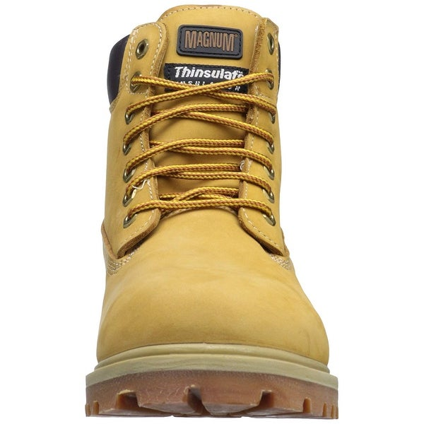 Magnum Mens Foreman 6 Inch Insulated Waterproof Work Boot