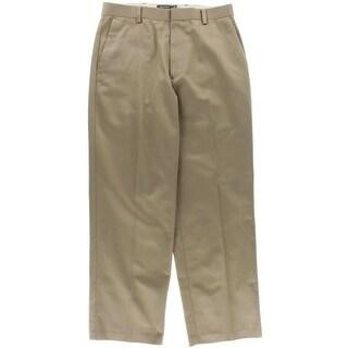 Dockers Mens Twill Classic Fit Khaki Pants