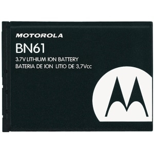 OEM Motorola Krave ZN4 W835 Crush Battery SNN5832 BN61