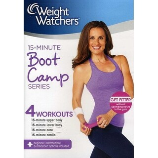 15-Minute Boot Camp Series [DVD]