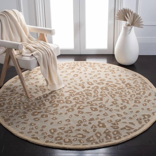 Martha Stewart By Safavieh Kalahari Wool Viscose Rug On Sale Overstock 7877431
