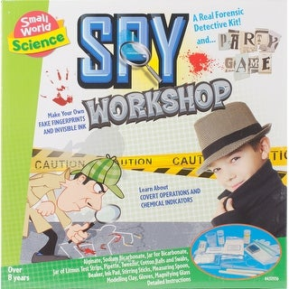 Spy Workshop-