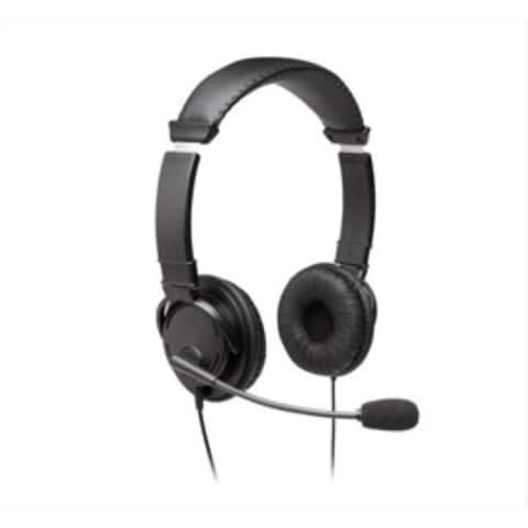 Kensington Headphone K97603WW Hi-Fi Headphones Retail - Pictured