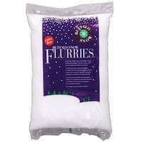 Buffalo B00070 Christmas Snow Flurries, White