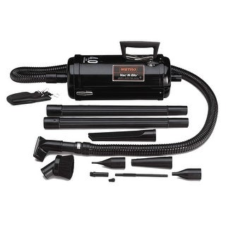 Metropolitan Vnb-83Ba Vac 'N' Blo Automotive Portable Canister Vacuum Cleaner/Air Blower
