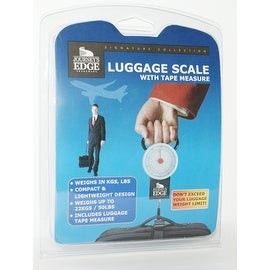 Luggage Scale with Tape Measure by Journey's Edge