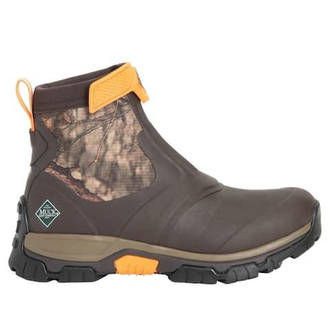 Muck Boot Aspen Mid Pull On Mens Boots Ankle - Brown