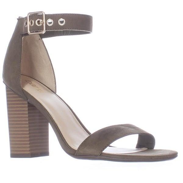 B35 Mikayla Ankle Strap Dress Sandals, Lichen - 8 us