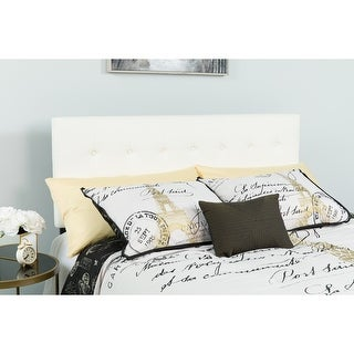 Link to Lancaster Home Modern Upholstered Headboard Similar Items in Bedroom Furniture
