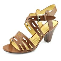 Easy Spirit Ranette Women  Open Toe Synthetic Brown Sandals
