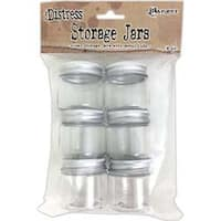 - Tim Holtz Distress Jars -Empty