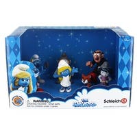 Smurf Movie Figure Set - multi