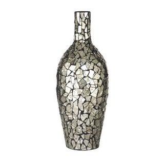 Dale Tiffany PG10264 Silver Vase