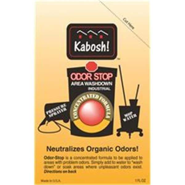Shop Kabosh Odor Stop Concentrate Packet 1 oz Free
