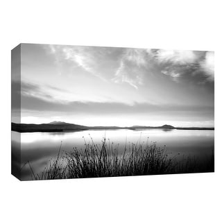 """PTM Images 9-148095  PTM Canvas Collection 8"""" x 10"""" - """"Bear River At Dusk"""" Giclee Rural Art Print on Canvas"""