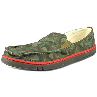 Timberland Earthkeepers Hoksthand Round Toe Canvas Loafer