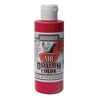 Jacquard Airbrush Color 4 oz Iridescent Candy Apple