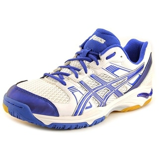 Asics GEL-1140V Volleyball Women Round Toe Synthetic Tennis Shoe