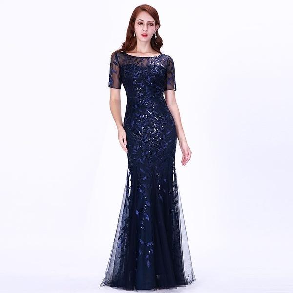46e04672f39 Buy Blue Evening   Formal Dresses Online at Overstock
