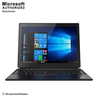 """Lenovo Thinkpad X1 12"""", FHD IPS Touch Screen, Intel M7-6Y75 1.2GHz, 16GB RAM, 256GB SSD, Docking Keyboard Pen, WIN10P64(EN/ES)"""