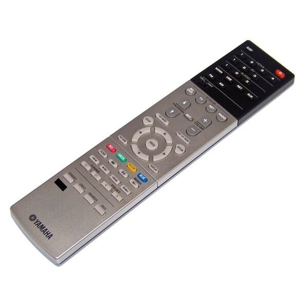 OEM Yamaha Remote Control Originally Shipped With RX-A670BL, RXA670BL