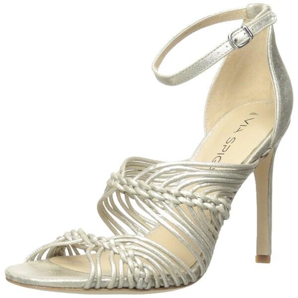 Via Spiga Womens Dorian Open Toe Special Occasion Strappy Sandals