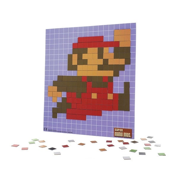 Super Mario Bros. Pixel Craft - multi