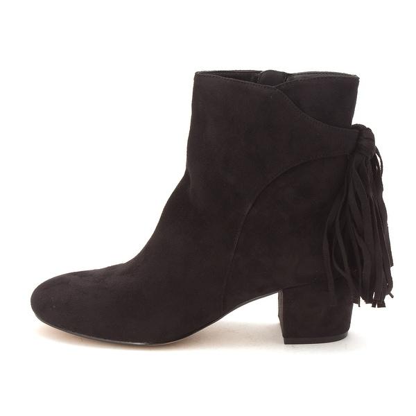 Chelsea & Zoe Womens Mackenzie Round Toe Mid-Calf Fashion Boots - 7