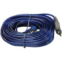 Cobalt Orion RCA Blue 4.0 Meter/13.10ft Blue and Grey