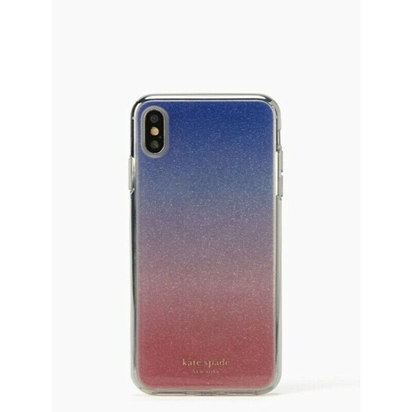 huge selection of c0911 d5543 Kate Spade New York Sunset Glitter Ombre iPhone XR Case