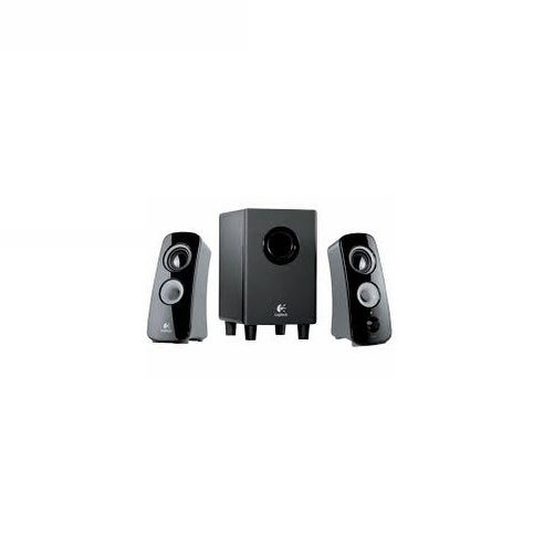 Logitech 980-000354 Z323 Speaker System With Subwoofer - Black