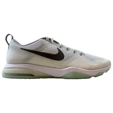 Nike Air Zoom Fitness Reflect White/Reflect Silver 922878-100 Women's Size 10