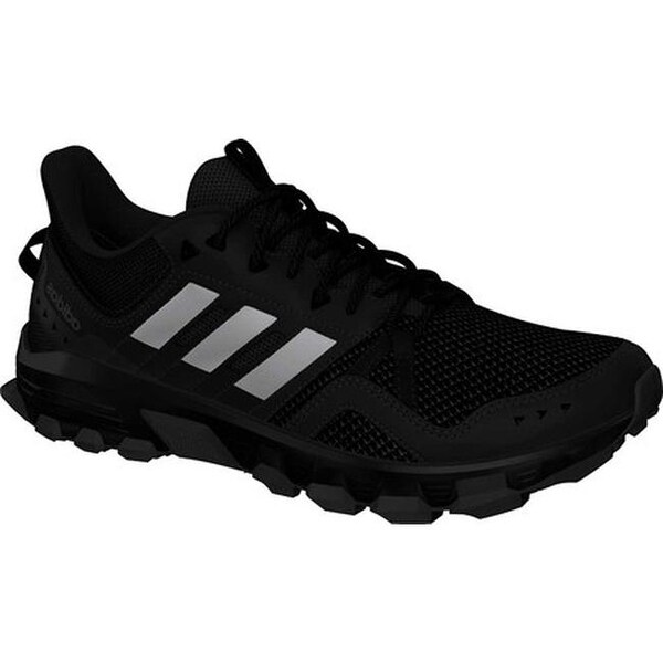 Shop adidas Men's Rockadia Trail Running Shoe Core Black