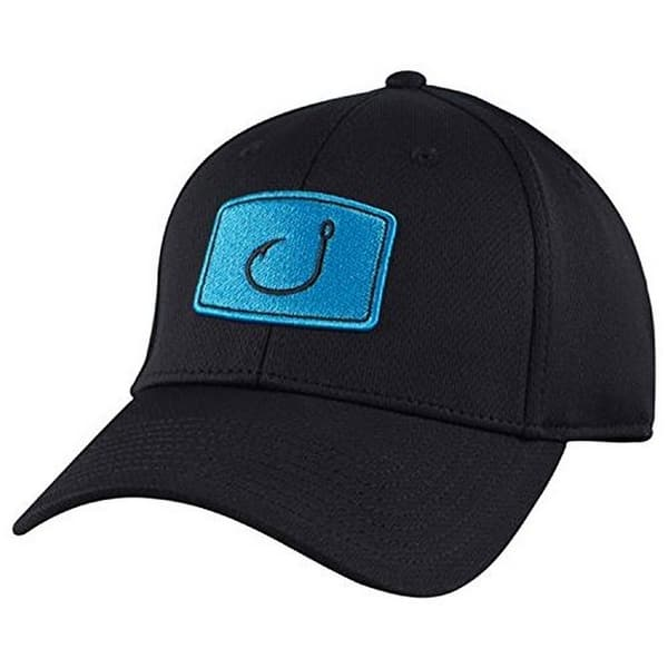 Avid Mens Iconic Fitted Fishing Hat