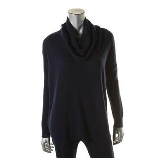 Joie Womens Melantha Pullover Top Cashmere Blend Cowl neck