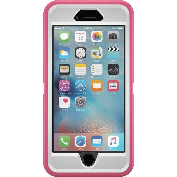 Shop OtterBox Defender Case for iPhone 6s PLUS & iPhone 6 PLUS (No