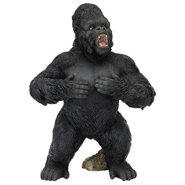 Design Toscano Great Ape Monster Jungle Animal Statue Collection: Large
