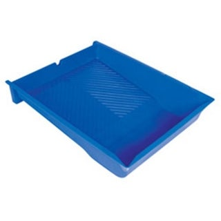 Padco 3600 11 Roller Polypropylene Tray - Blue - Pack of 12